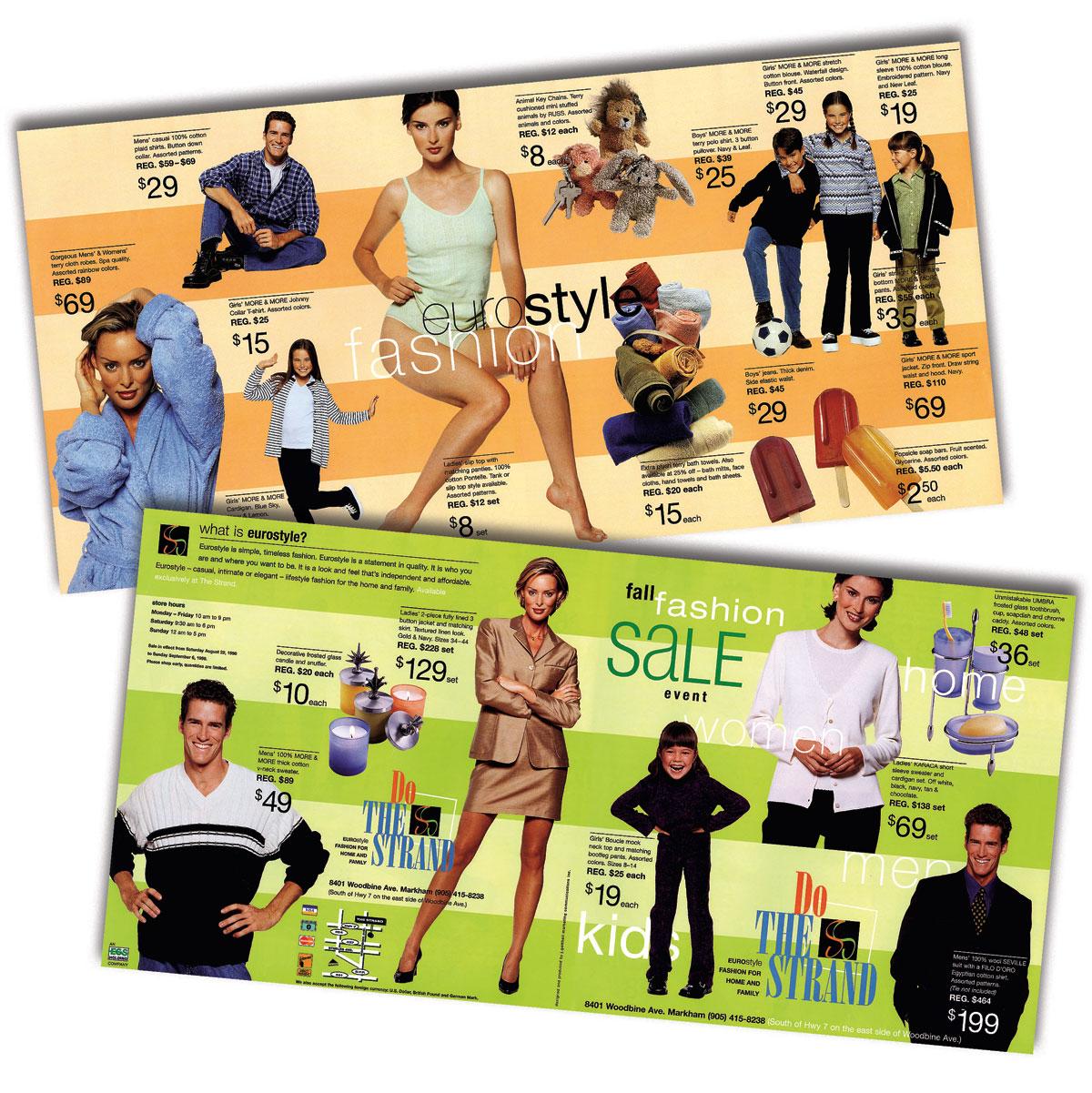 The Strand brochure