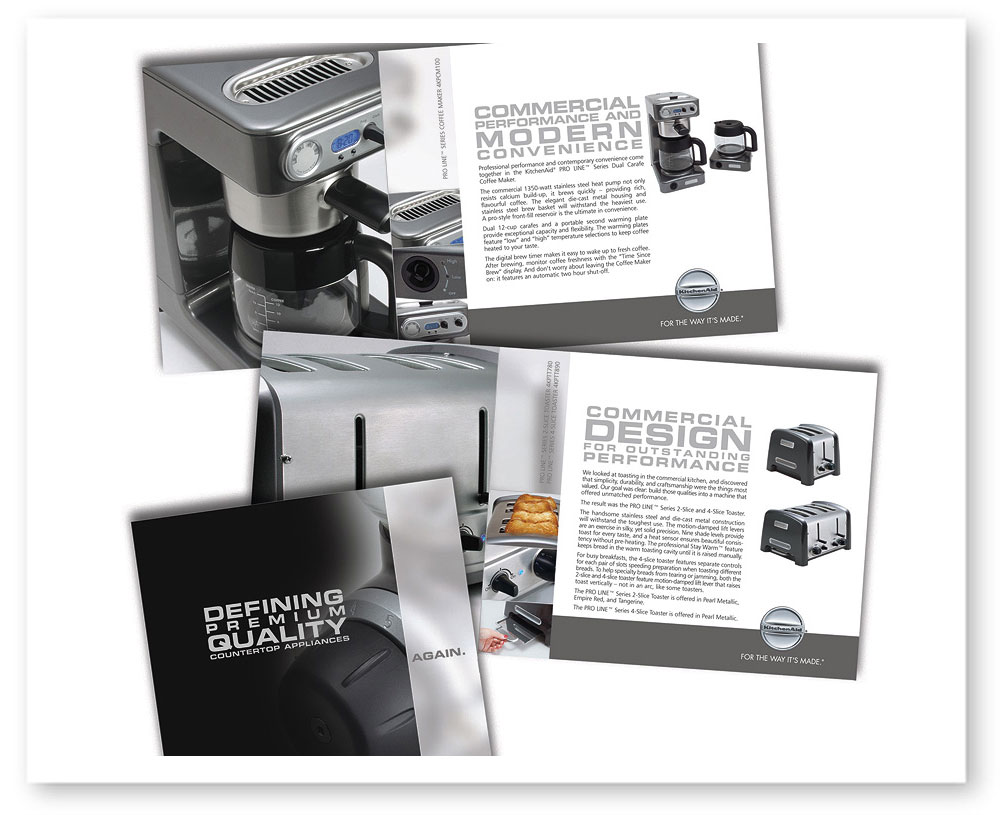 KitchenAid Brochure