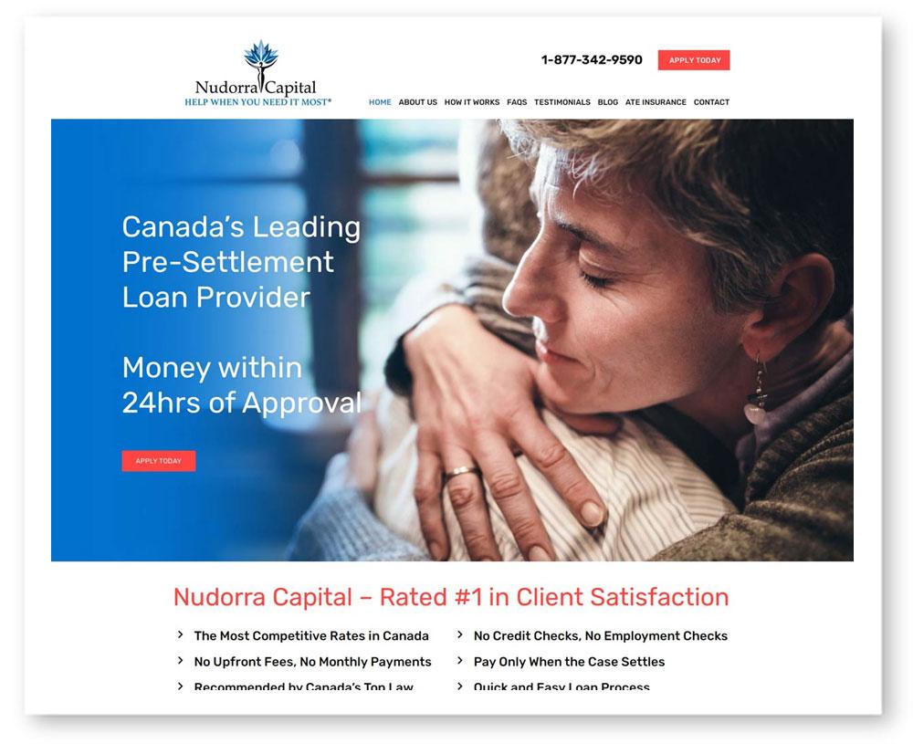 Nudorra Capital Litigation Loans