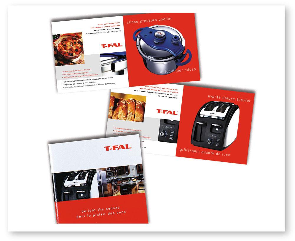 T-fal brochure