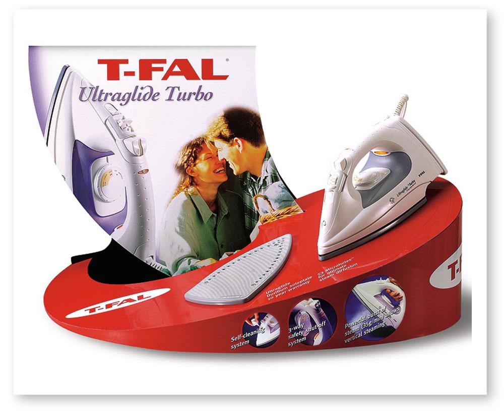 T-FAL display